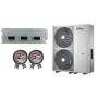 Conductos inverter Eas Electric modelo EVHP45