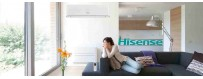 venta e Instalación de aire acondicionado Hisense en sevilla