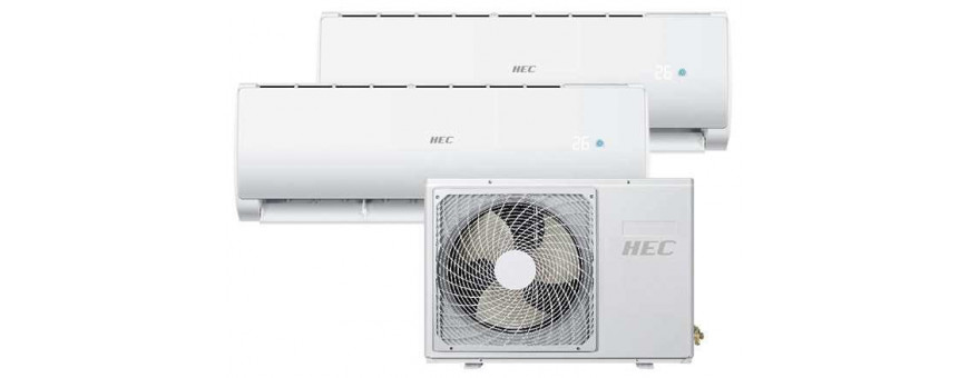 comprar e instalar aire acondicionado split hec barato en sevilla