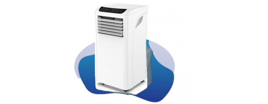 Su aire acondicionado portatil de las mejores marcas al mínimo precio