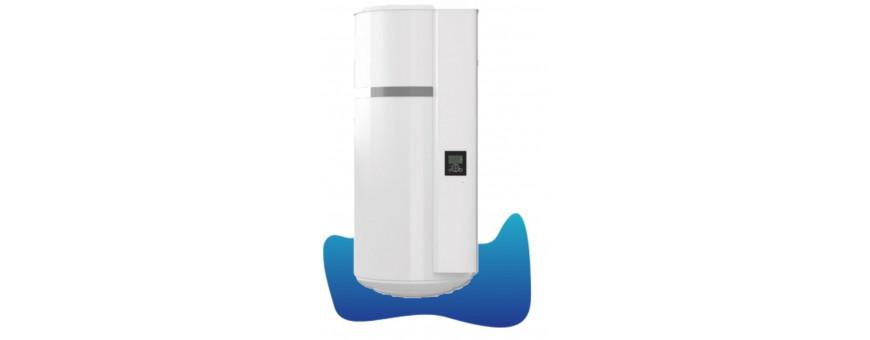 Comprar e instalar calentador de agua por aerotermia