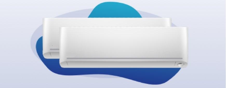 Su aire acondicionado Multisplit 2x1, 3x1 o 4x1 al mejor precio