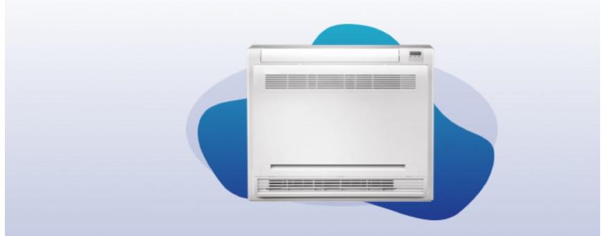 El mejor aire acondicionado por Consola de Suelo al mejor precio