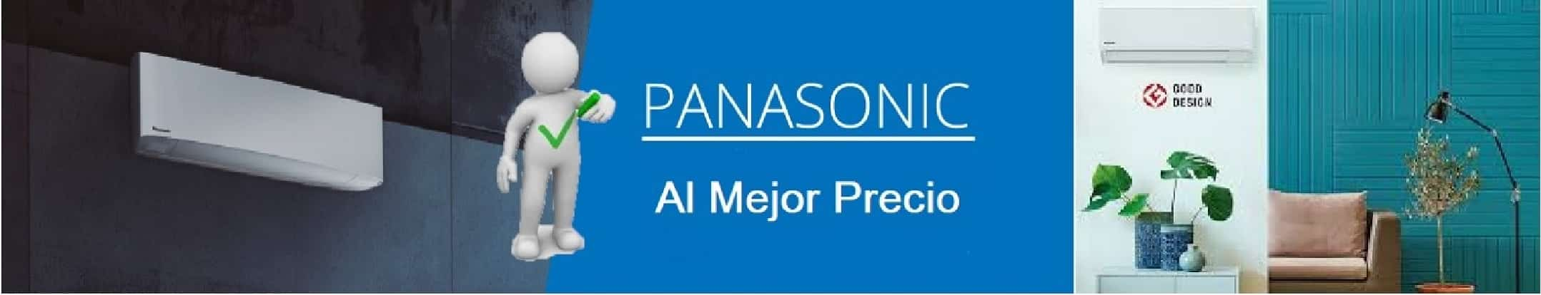 Ofertas en Aire Acondiiconado Panasonic