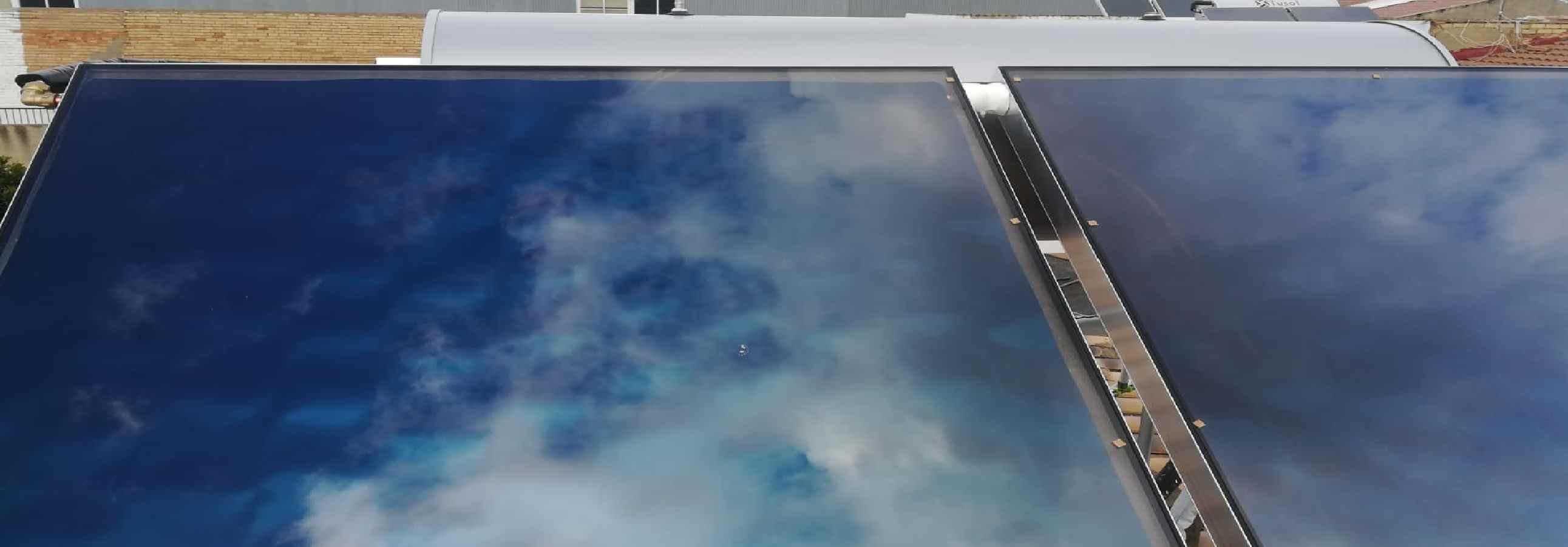 Energía Solar para Agua Caliente