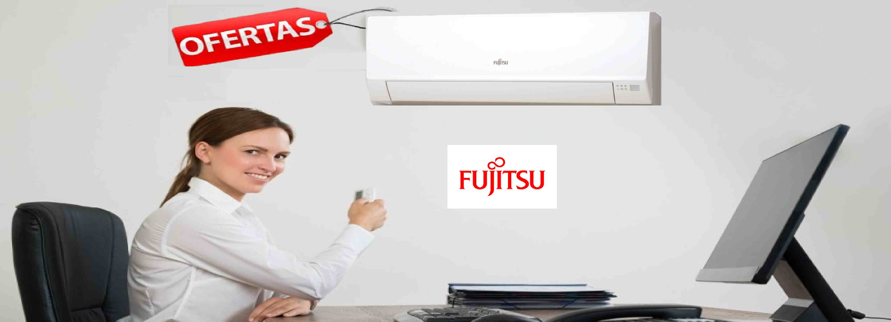 Oferta Aire Acondicionado Split Pared Fujitsu